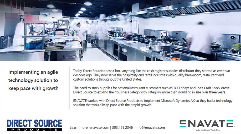 Direct Source Products