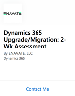 Dynamics 365 UpgradeMigration 2-Wk Assessment-2