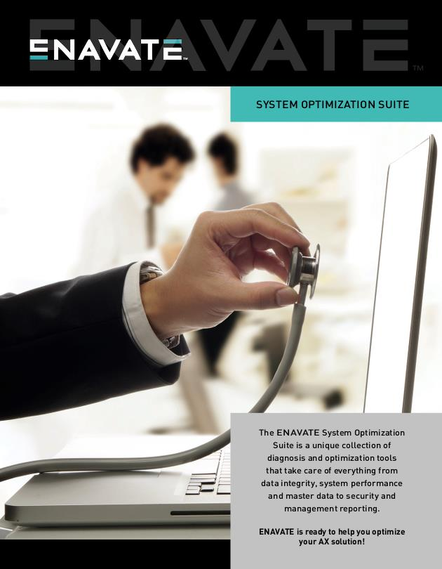 System Optimization Suite