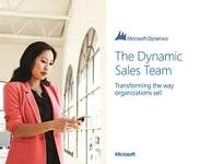 The Dynamic Sales Team  Transforming the way organizations sell