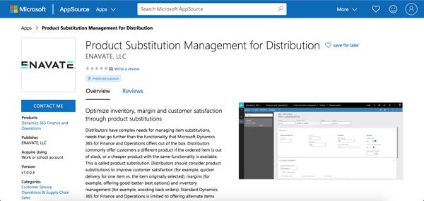 Wholesale Distribution Apps