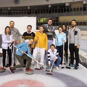 Minsk team