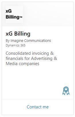 xG billing