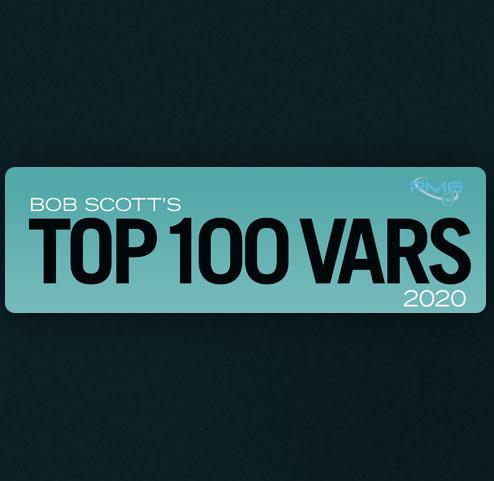 Enavate Named to Bob Scott's Top 100 VARs for 2020