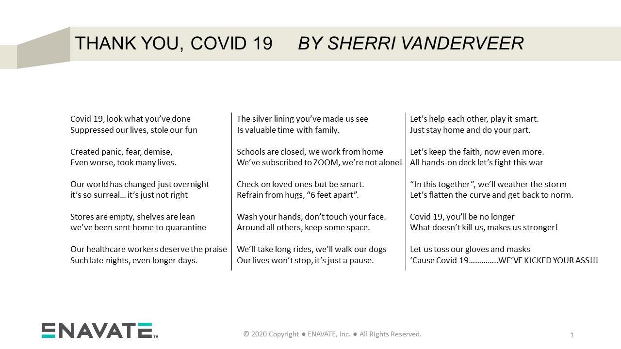 COVID poem