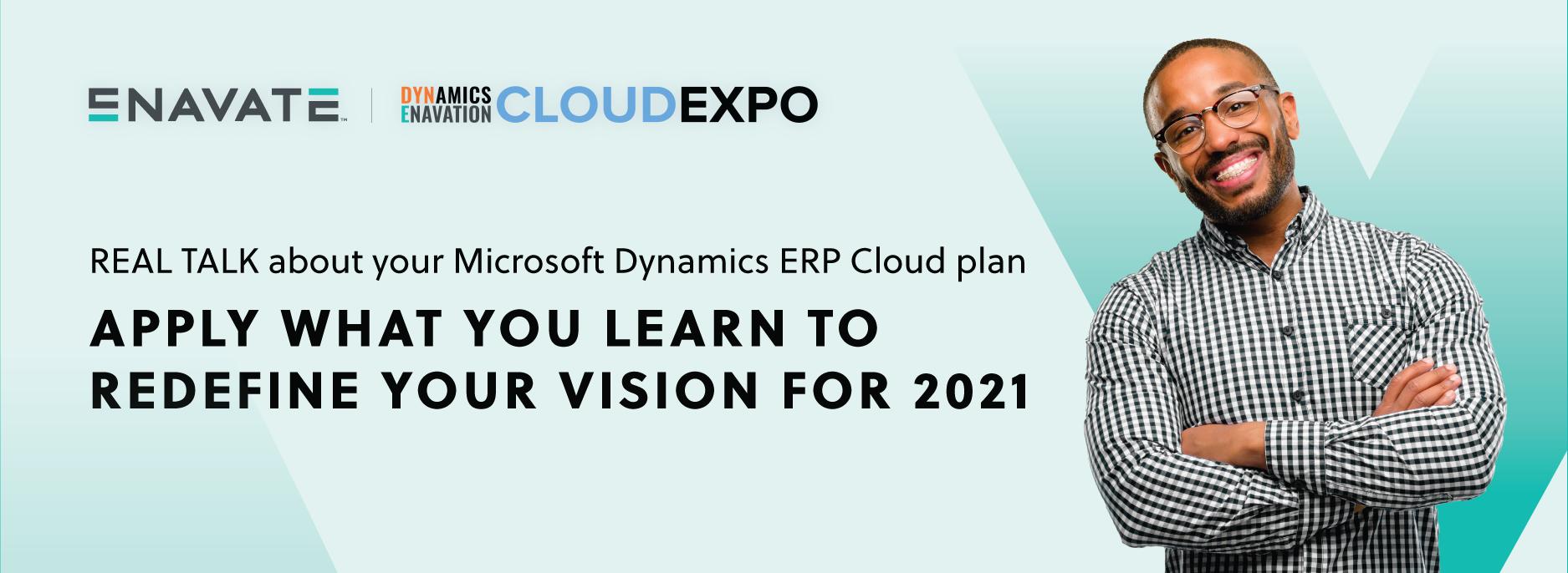 Dynamics Enavation Cloud Expo