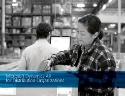 Microsoft Dynamics AX for Distribution