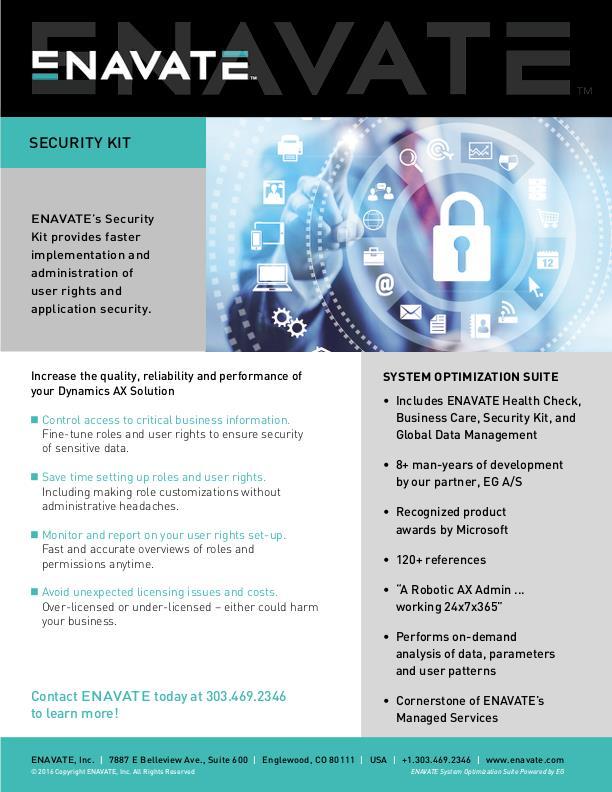 Security Kit Image