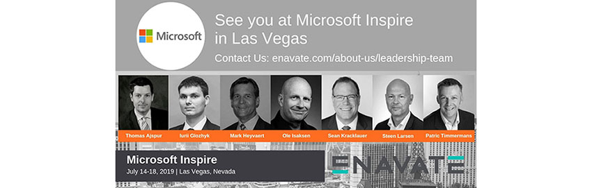 Discover what's next and learn from tech innovators at Microsoft Inspire, July 14-18