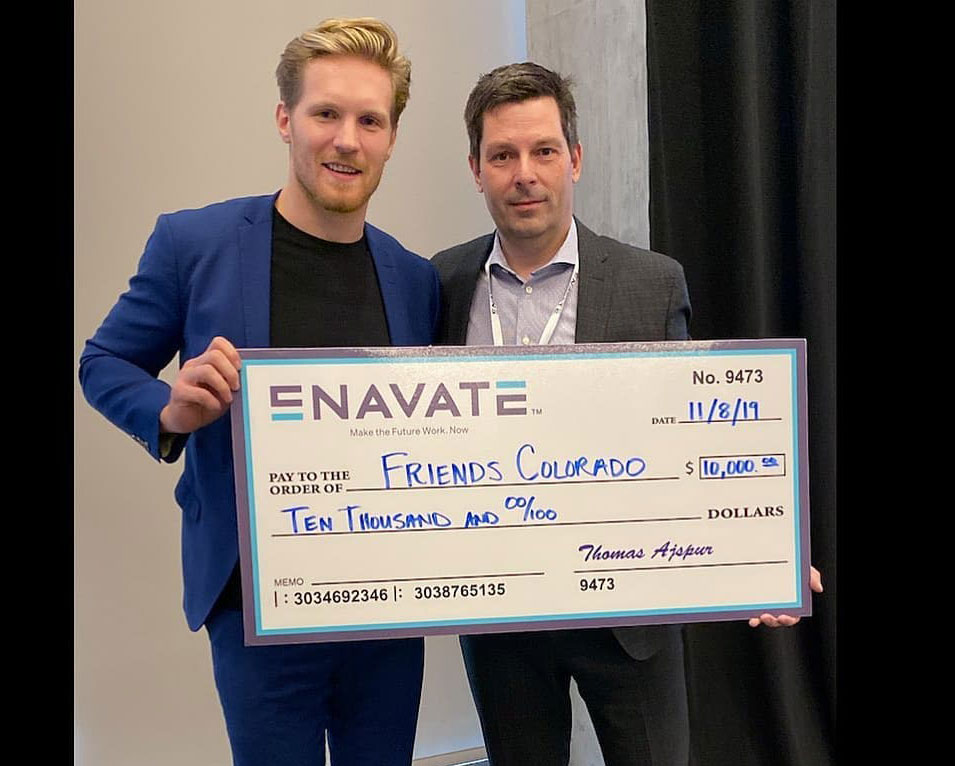 ENAVATE Partners with Friends Colorado to Prevent Childhood Bullying