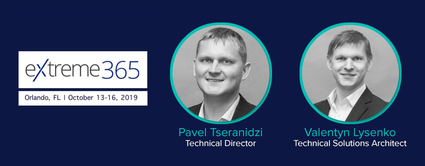 ENAVATE team members share Microsoft Dynamics 365 expertise at eXtreme 365